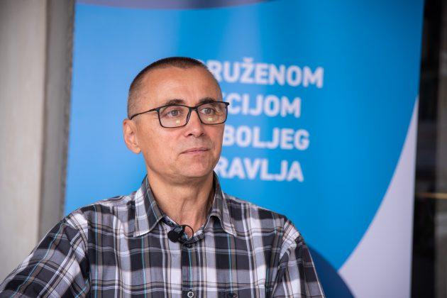 dr Marijan Ivanuša Foto: Dragan Mujan/Nova.rs