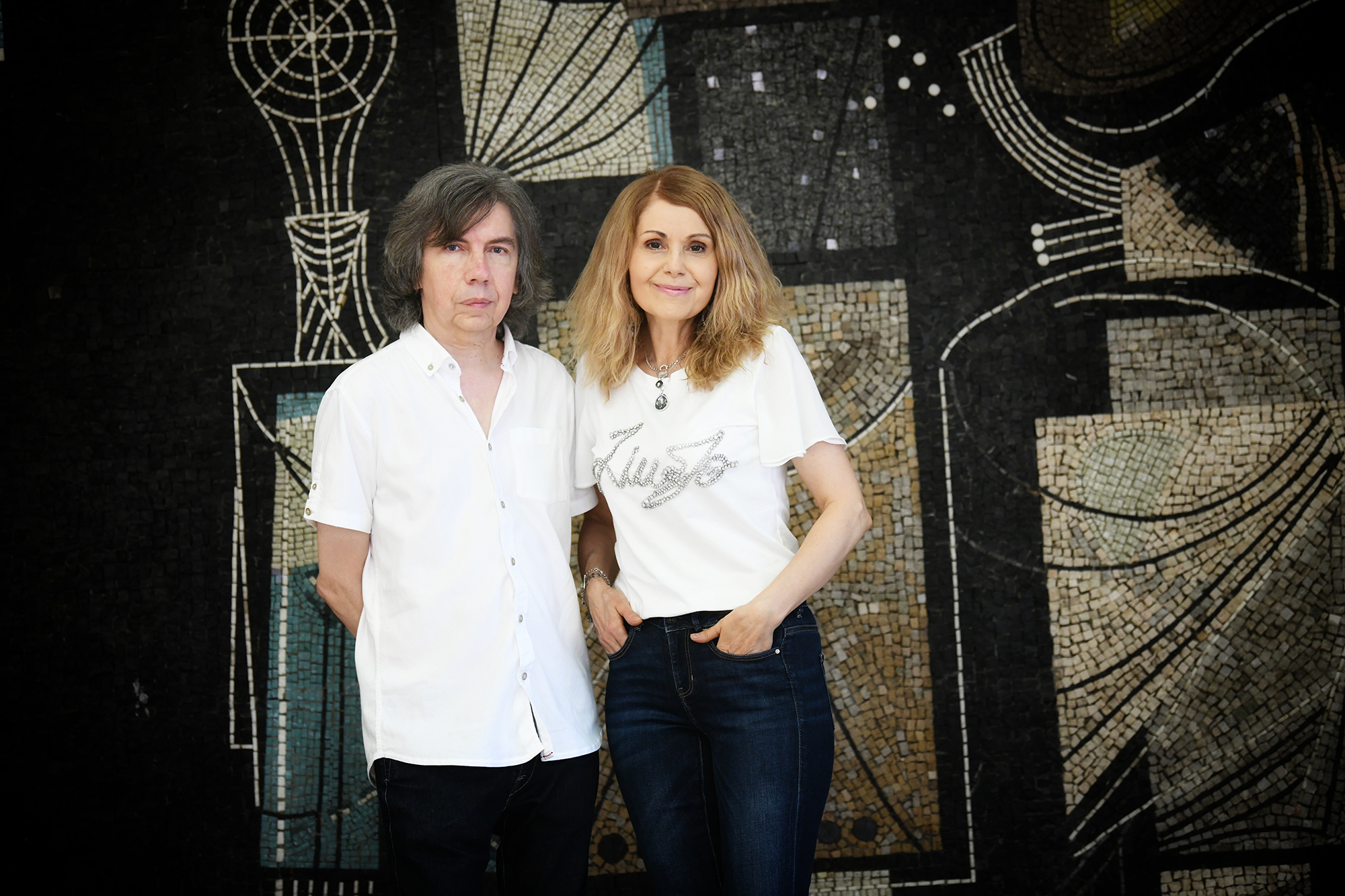 Dragan Ambrozić i Zorica Kojić Foto: Vesna Lalić/Nova.rs