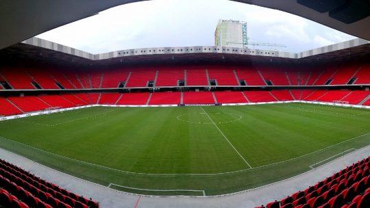 """Ovako na dan meča izgleda """"Er Albanija"""" stadion na kojem će igrati Tirana i Crvena zvezda"""