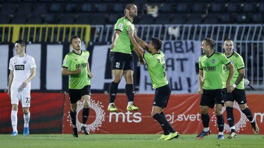 Tandem TSC Lukić i Silađi najbolji strelci Superlige, a odmah na startu nove sezone postigli su po gol