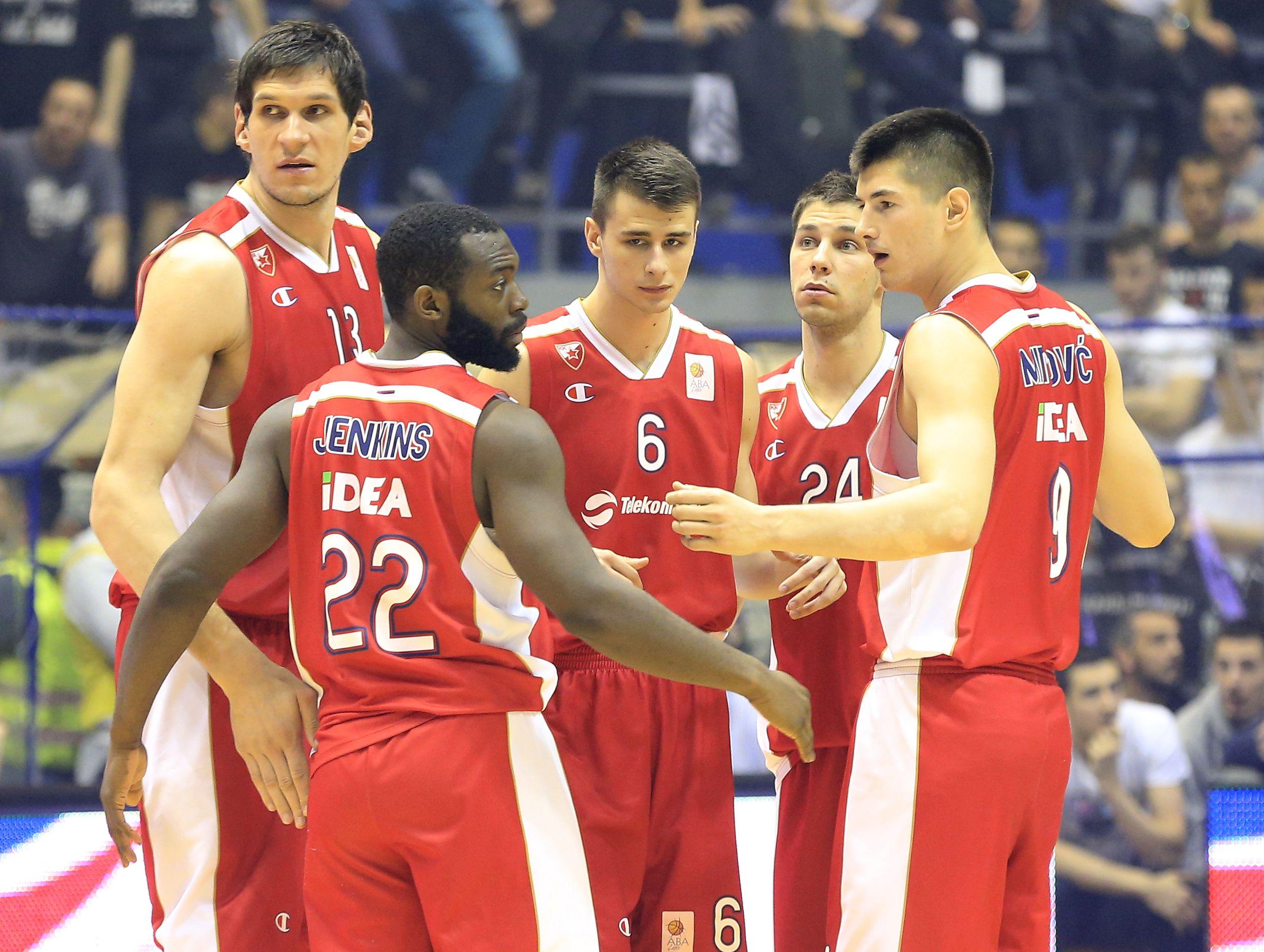 Navijači Crvene zvezde izabrali su najbolji tim decenije od košarkaša iz Evrolige
