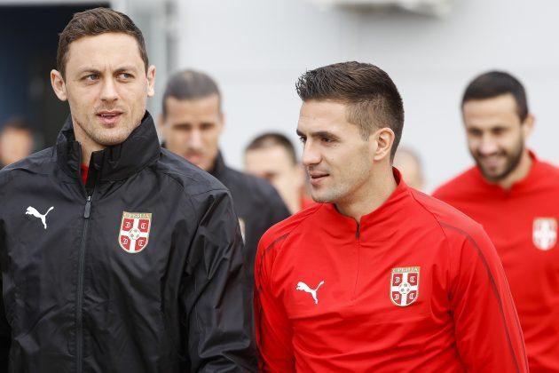 Dušan Tadić o povlačenju Matića iz reprezentacije Srbije