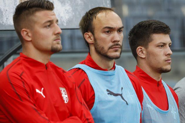 Sergej i Luka Jović ipak igraju za Srbiju u Ligi nacija