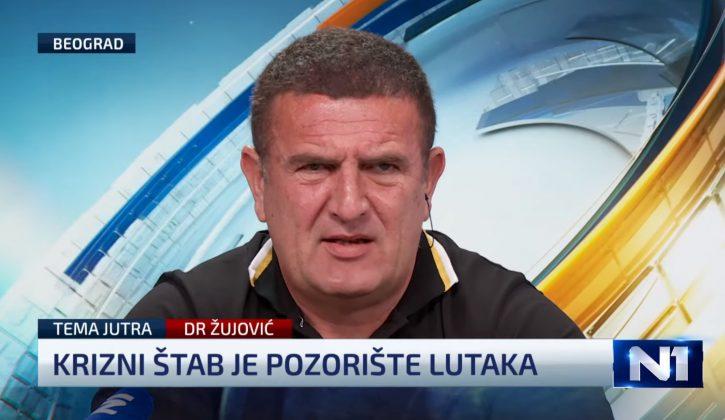 dr Dejan Žujović