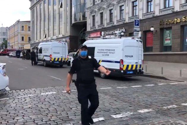 Kijev, bomba