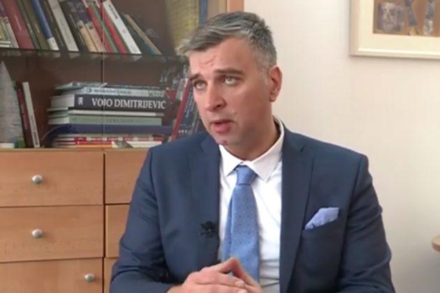 Branimir Jukić ambasador BIH u CG
