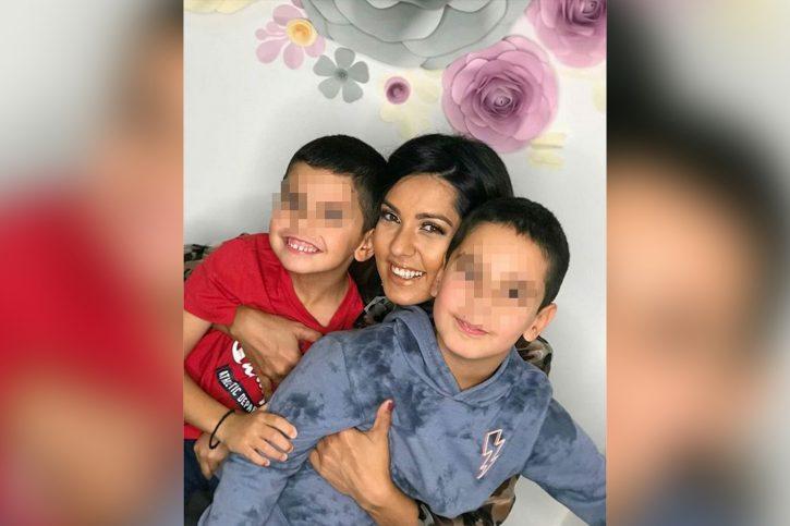 Tanja Savic sa decom