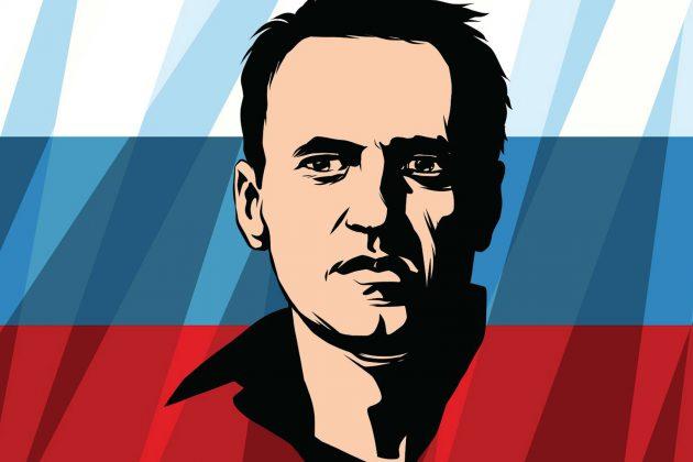 Navaljni - Kamenčić u Putinovoj cipeli