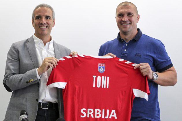 Toni Đerona formirao stručni štab rukometne reprezentacije Srbije