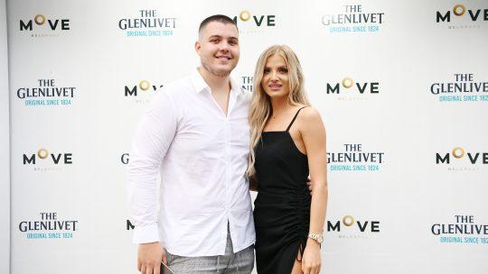 Viktor Zivojinovic i Sandra Miljakovic