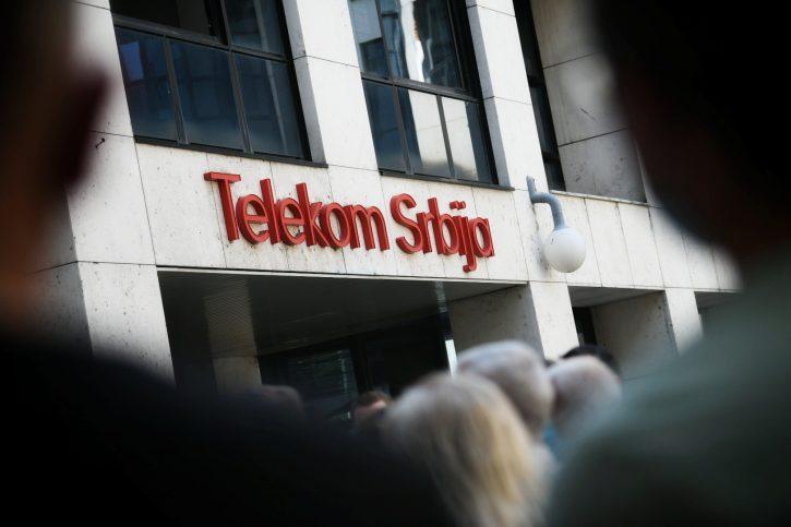 Marinika Tepic ispred Telekoma