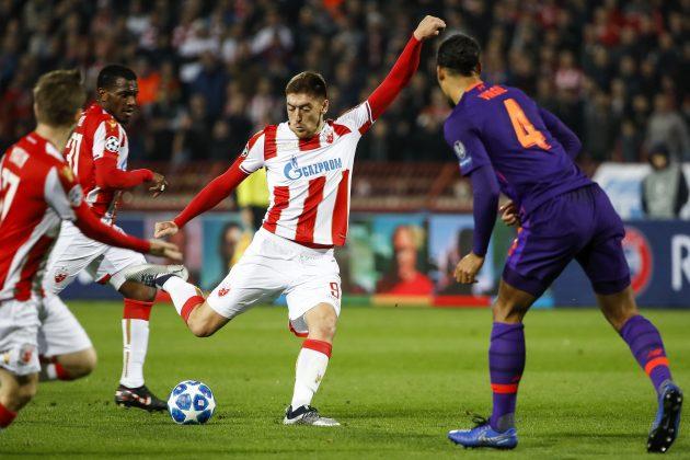 Milan Pavkov nije na spisku fudbalera Crvene zvezde za start kvalifikacija za Ligu šampiona