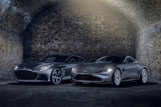 Aston Martin press
