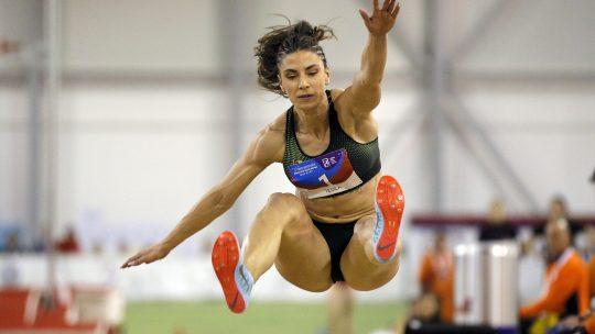Ivana Španović neće braniti zlatnu medalju na Svetskom prvenstvu zbog povrede