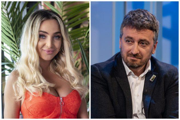 Maja Berović, Sloba Georgiev kombo