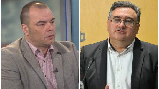 Goran Ješić i Đorđe Vukadinović