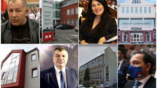 Milorad Grcic, Jelena Marinkovic Radomirovic, Boban Petkovic i Vladimir Marinkovic
