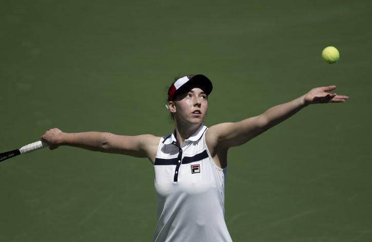 Nina Stojanović jedina je srpska teniserka među 100 najboljih na svetu