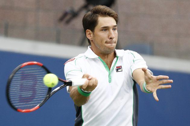Dušan Lajović igra protiv Gerasimova na startu US Opena