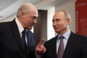 Aleksandar Lukasenko i Vladimir Putin