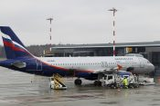 Aeroflot avion