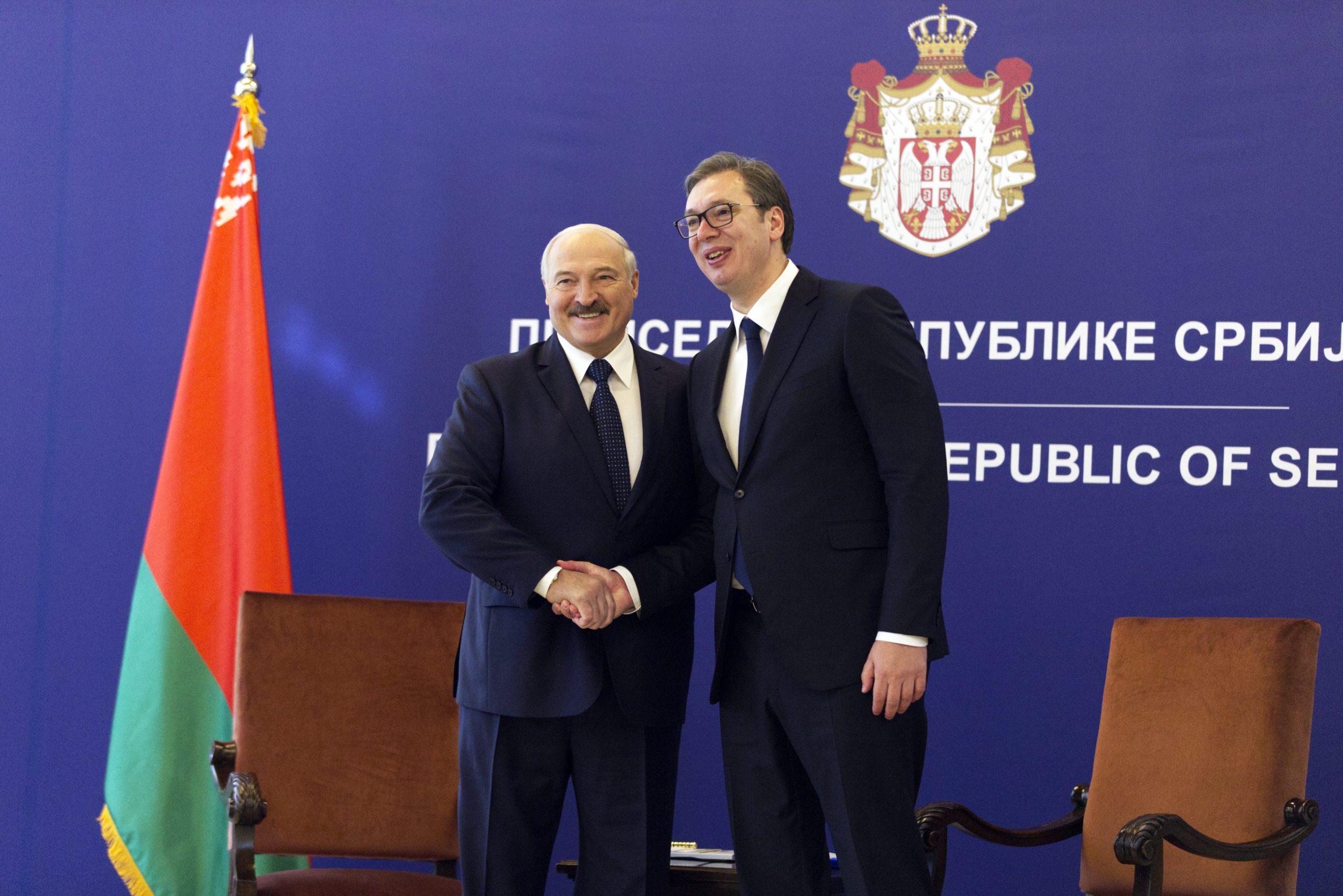 DOSVIDANJA, ALEKSANDRE: Lukašenko nam više nije prijatelj 2