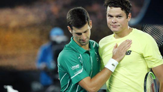 Novak Đoković se oseća zdravstveno jako loše pred finale Sinsinatija protiv Miloša Raonića, ima samo 18 sati da se oporavi posle polufinala