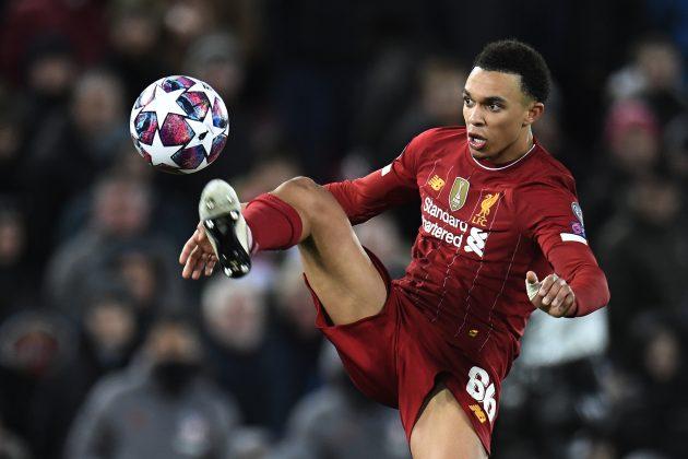 Trent Aleksandre-Arnold izabran je za najboljeg mladog fudbalera u Premijer ligi