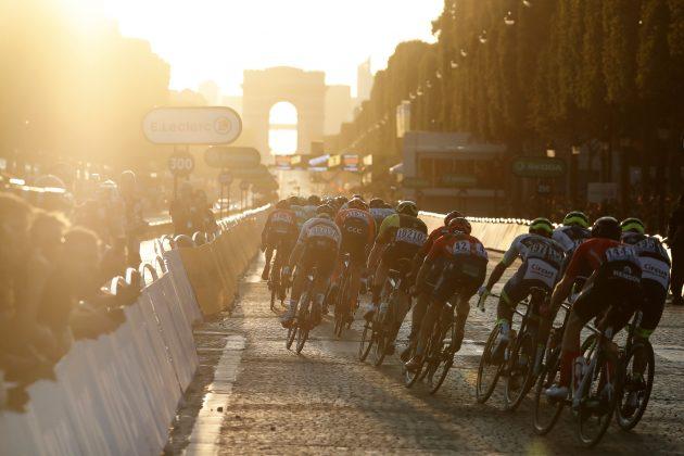 Start Tur de Fransa iz Danske pomeren za 2022. godinu