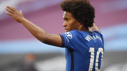 Vilijan je i zvanično prešao iz Čelsija u Arsenal
