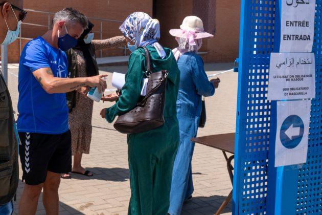 Maroko granica