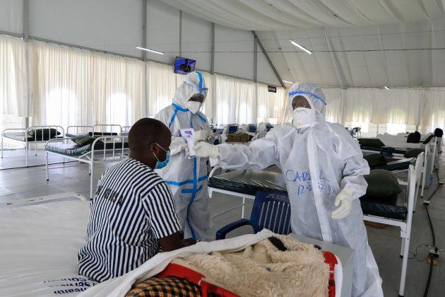 Kenija koronavirus