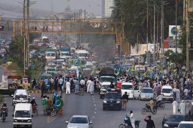Karaci eksplozija