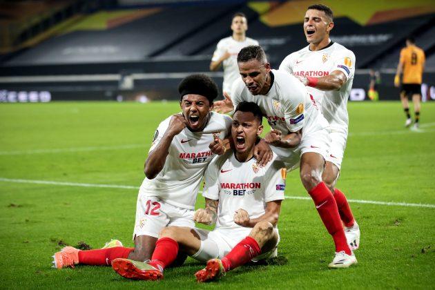 Sevilja prošla u polufinale Lige Evrope golom u 88. minutu
