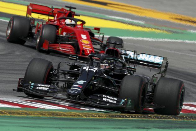 Valteri Botas najbrži na prvom treningu pred trku Formule 1 u Španiji