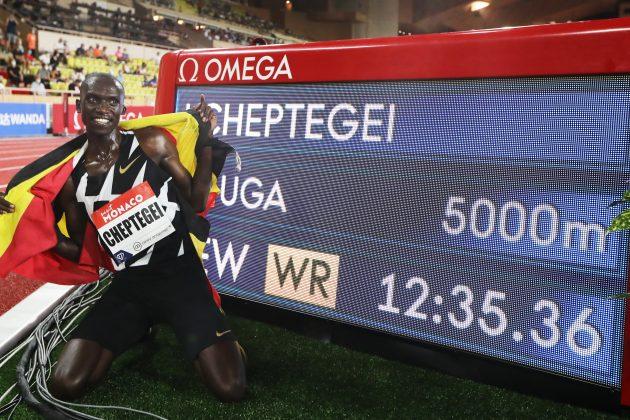 Džošua Čeptegei oborio svetski rekord u trci na 5.000 metara