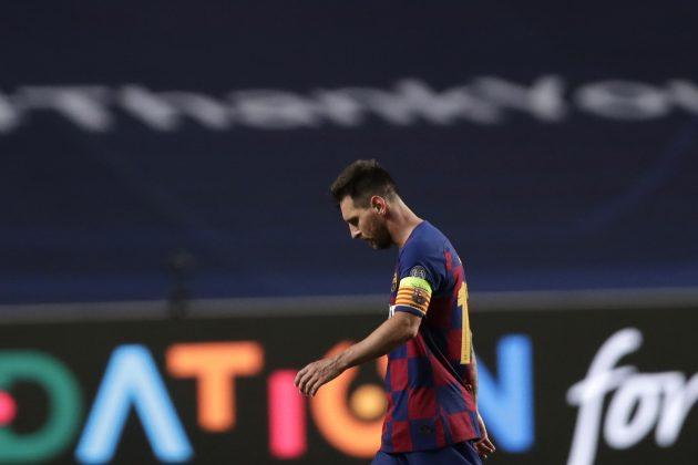 Lionel Mesi je uništen, Barselona je razbija, slika govori sve