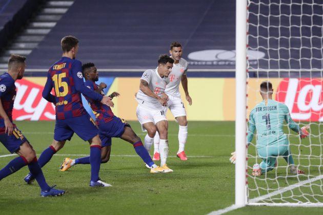 Barselona plaća 5 miliona Liverpulu ako Kutinjo osvoji Ligu šampiona s Bajernom