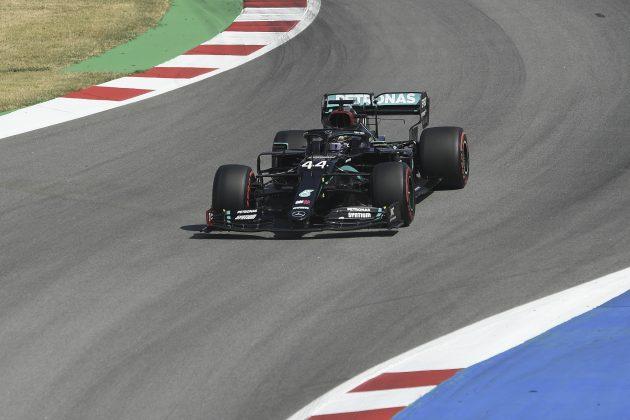 Luis Hamilton osvojio pol poziciju u Španiji