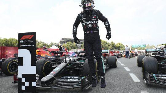 Mercedes nije pobedio na stazi Spa u Belgiji od 2017. godine