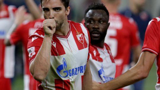 Borjan spasao Zvezdu u Tirani, Tomane strelac za 3. kolo kvalifikacija za Ligu šampiona