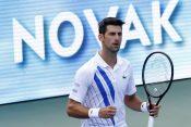Novak Đoković je u rekordnom, osmom polufinalu Sinsinatija i može da osvoji 35. masters titulu