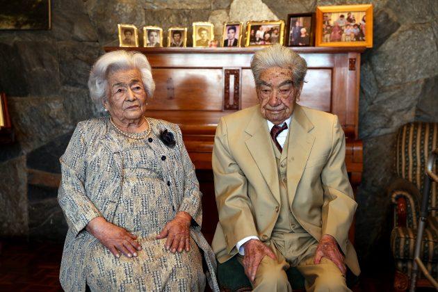 najstariji par na svetu