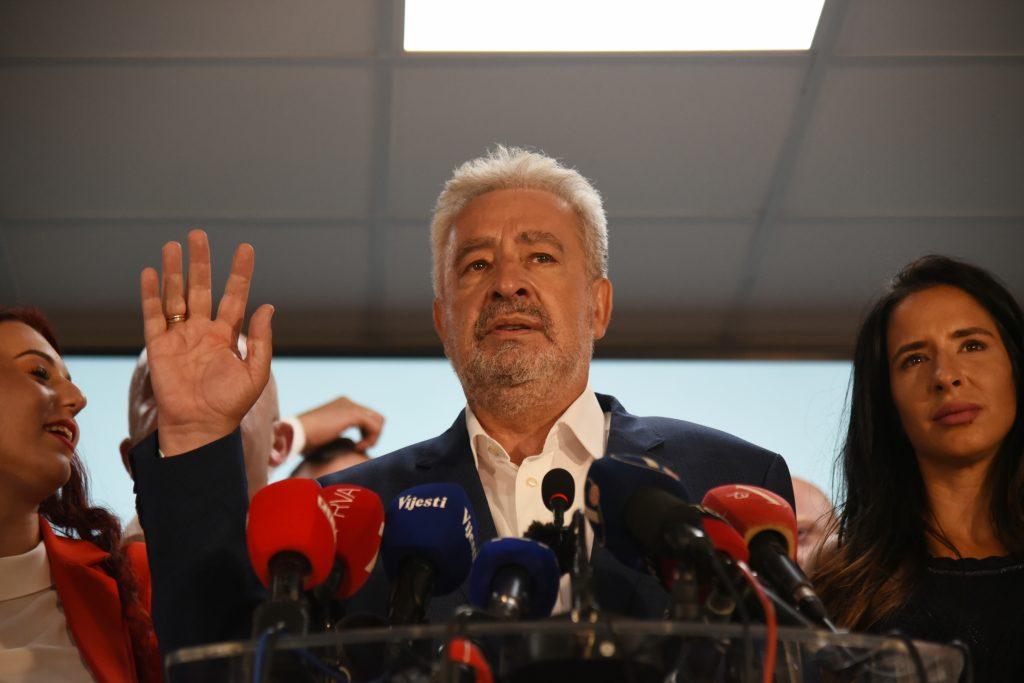 PEROVIĆ: Evo ko je sledeći predsednik Crne Gore 1