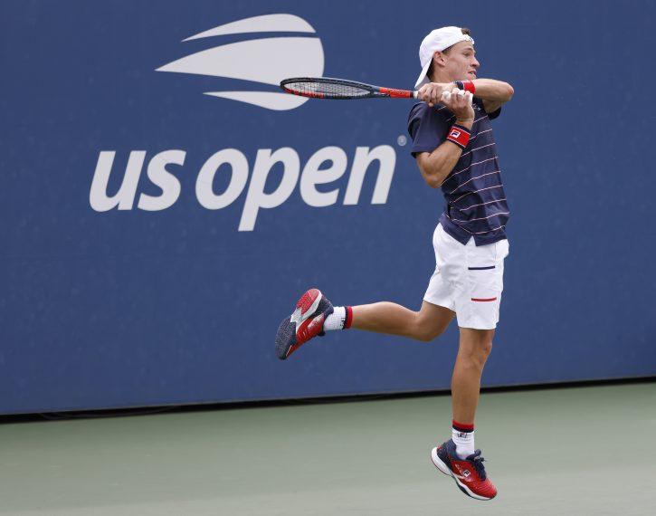 Šok na startu US Opena, eliminacija Švarcmana i rekord brejk lopti na jednom meču