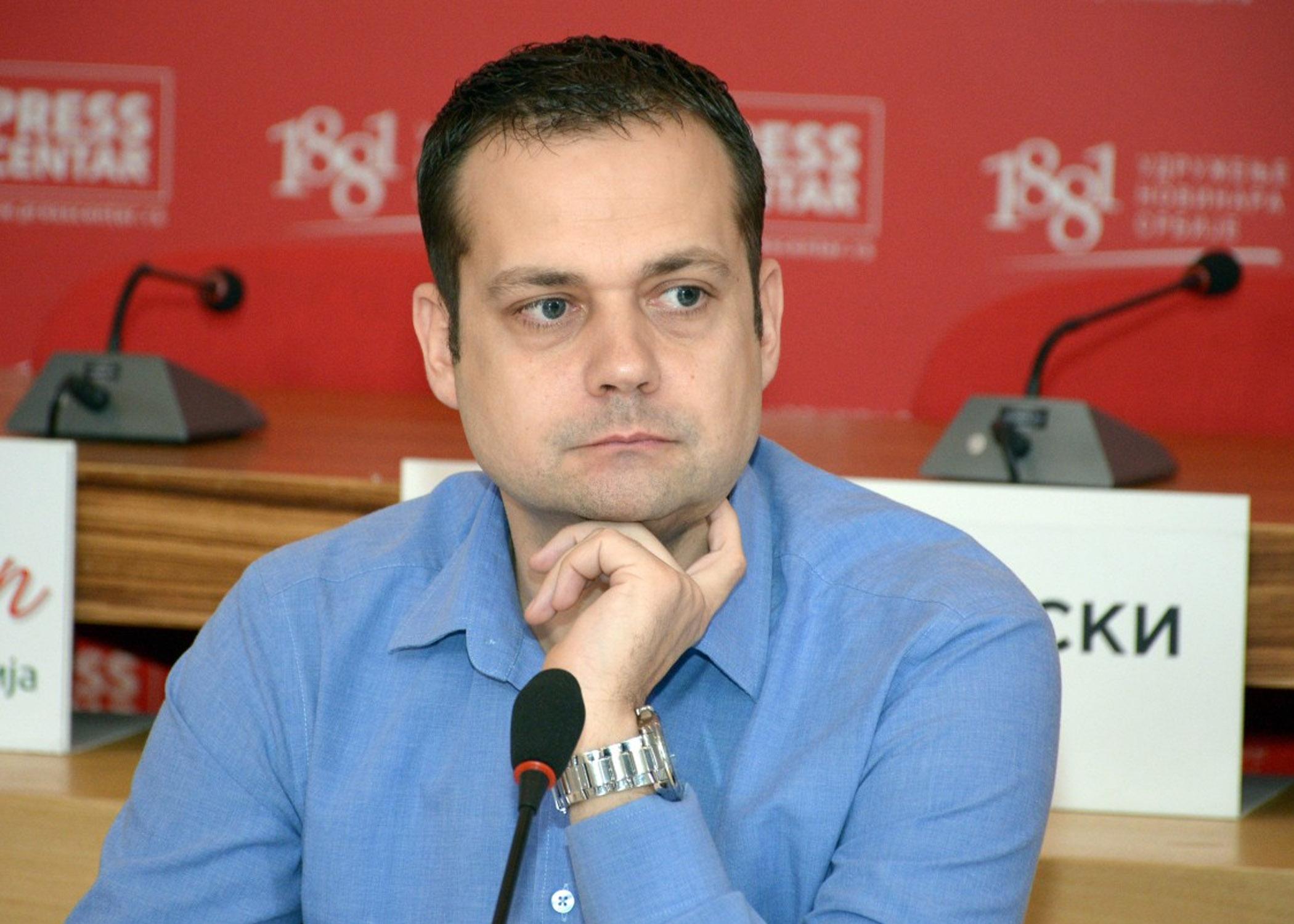 Aleksandar Markov