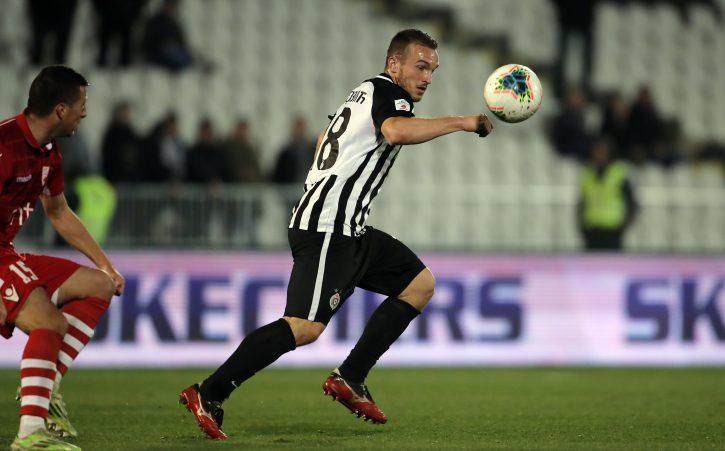 Đorđe Ivanović i zvanično prešao iz Partizana u Olimpiju