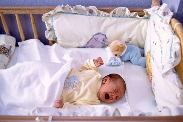 nega male bebe