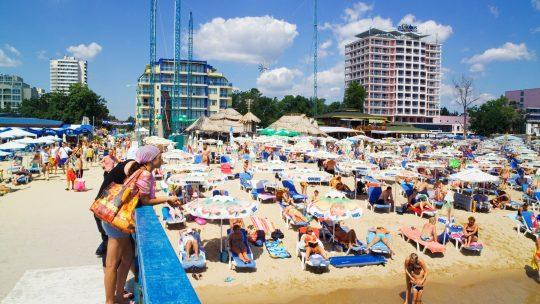 Bugarsko more