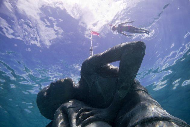 Podvodna skulptura